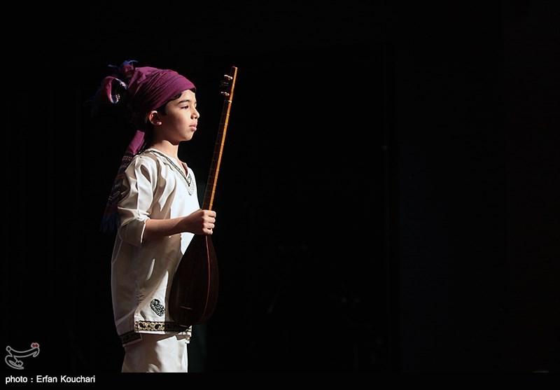 هشتمین جشنواره موسیقی نواحی ایران