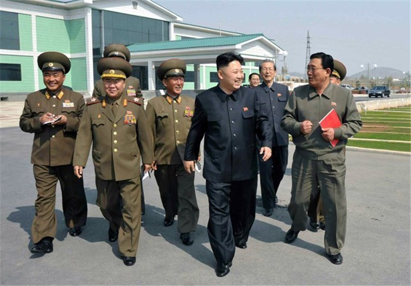 Kim Tells North Korean Army to Ready for Combat