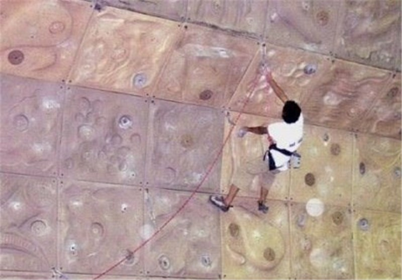Iran's Climber Alipour Wins Bronze at Asian Youth Championship