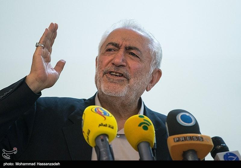 نشست خبری سید محمد غرضی کاندیدای ریاست جمهوری