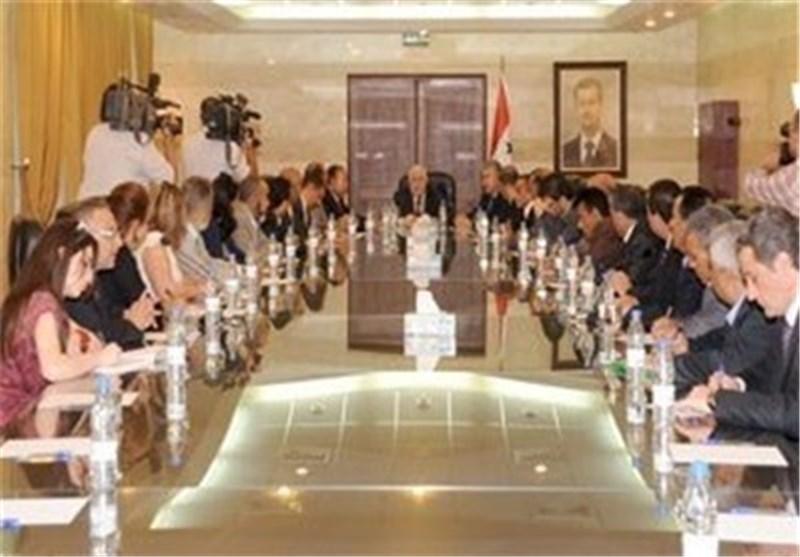 ولید المعلم : سوریا ستصمد وستخرج من الأزمة مرفوعة الرأس