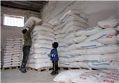 10 هزار تن آرد از کرمانشاه به عراق صادر شد