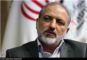 حضور سردار حق طلب رئیس بنیاد حفظ آثار و نشر ارزشهای دفاع مقدس در خبرگزاری تسنیم