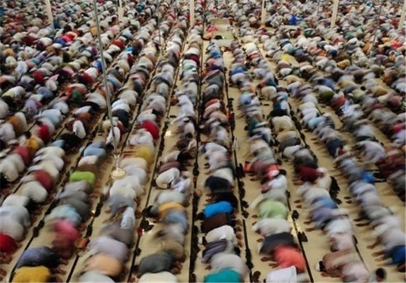 صلاة جمعة موحدة بین المسلمین السنة والشیعة فی بغداد تلبیة لدعوة المالکی