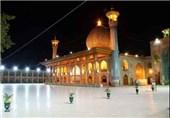 آستان مطهر شاهچراغ (ع) سوگوار شهادت امام هشتم شد