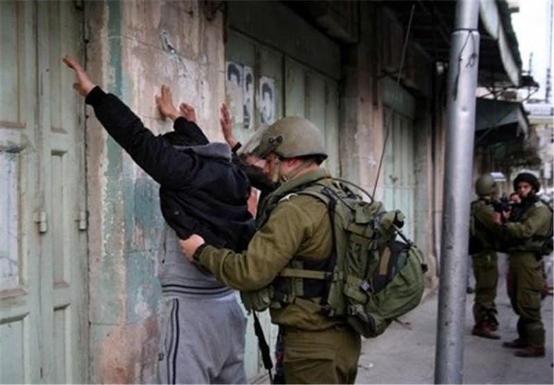 جیش الاحتلال الصهیونی یعتقل 4 فلسطینیین من الضفة الغربیة