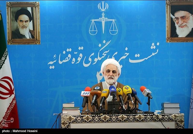چهل و هفتمین نشت خبری محسنیاژهای سخنگوی قوه قضائیه