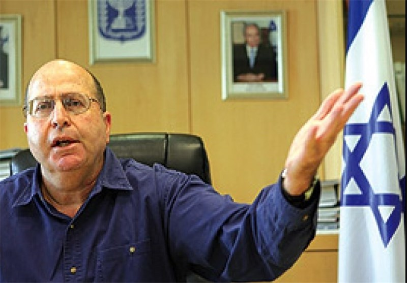 وزیر جنگ اسرائیل موشه یعالون