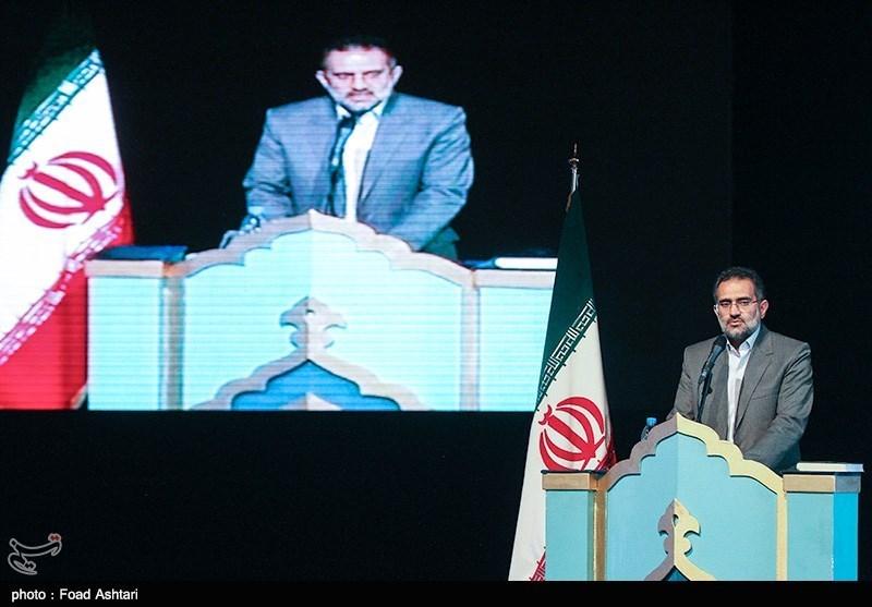 محمدحسینی وزیر ارشاد درکنگره ملی صائب تبریزی و شعر اخلاقی