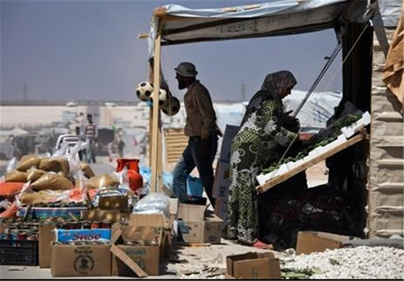 About 300 Syrian Refugees Leave Lebanese Camp to Return Home