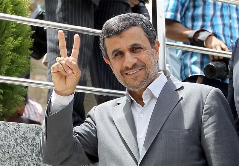 احمدینژاد از معاون اول روحانی شکایت کرد