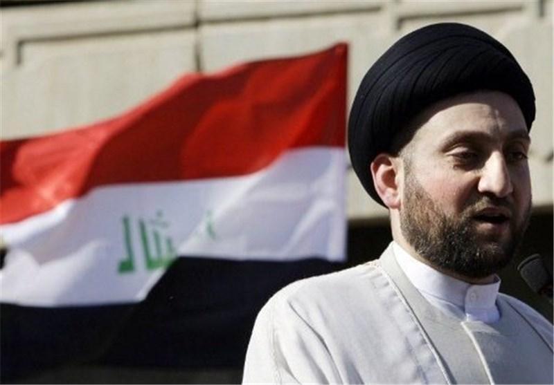 عمار حکیم: عراق به راهبرد امنیتی شفاف نیاز دارد