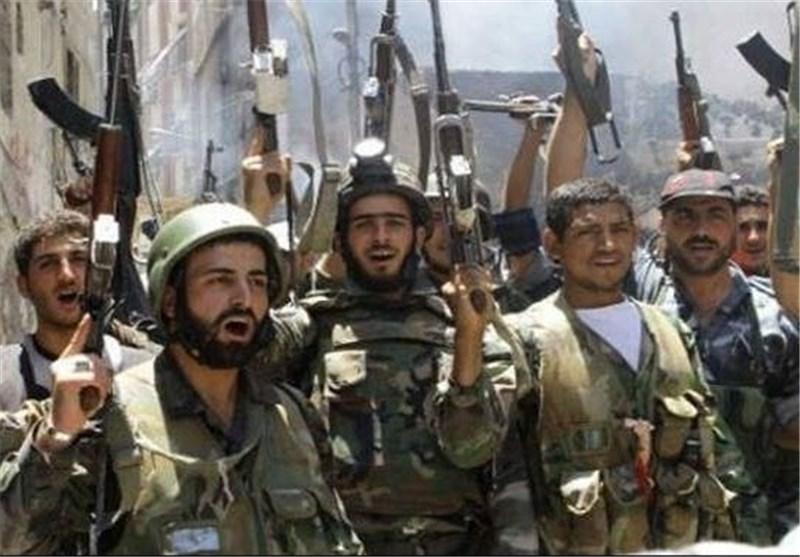 الجیش السوری یبدأ عملیة تحریر ما تبقى من الغوطة الشرقیة
