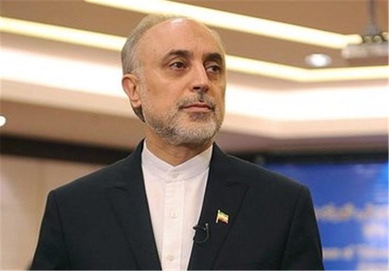 تعیین الدکتور صالحی رئیسا لمنظمة الطاقة الذریة الایرانیة