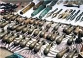 ترکیه کامیون حامل اسلحه برای سوریه را توقیف کرد