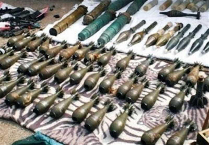 Turkey Seizes Arms in Truck Bound for Syria: Report