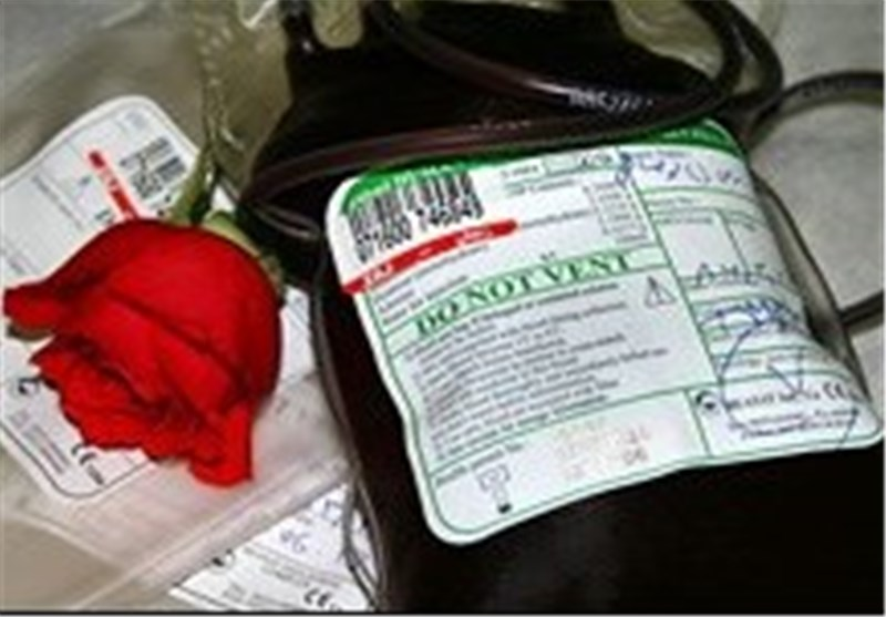 19 هزار سیسی خون در بروجن اهدا شد
