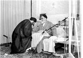 خاطره رهبر انقلاب از دیدار با امام خمینی(ره) در سال 65 + دستنوشته