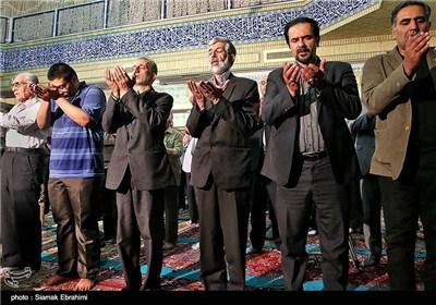 کلمة مرشح الرئاسة حداد عادل بمسجد جابری