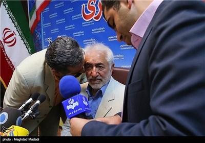 المؤتمر الصحفی للمرشح الرئاسی محمد غرضی بوکالة تسنیم الدولیة للأنباء