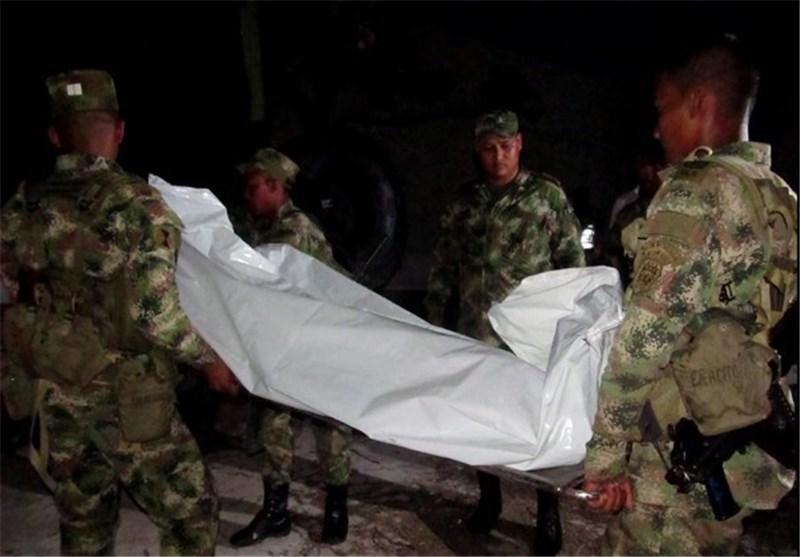 """کلمبیا فارک را مانند""""القاعده"""" میداند"""