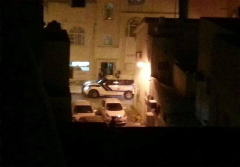 النظام الخلیفی یداهم 21 منزلاً و یعتقل 16 بحرینیاً و احتجاجات سلمیة جابت 38 منطقة