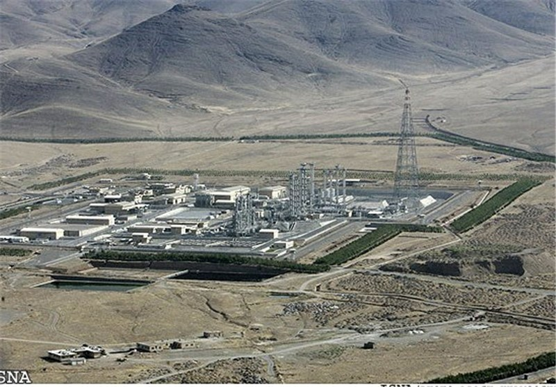 MP Elaborates on Iran's Proposal for Modifying Arak Reactor