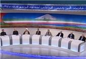 المناظرة التلفزیونیة الثالثة تشهد جدلا صاخبا بین مرشحی الانتخابات الرئاسیة حول السیاسة الخارجیة والملف النووی