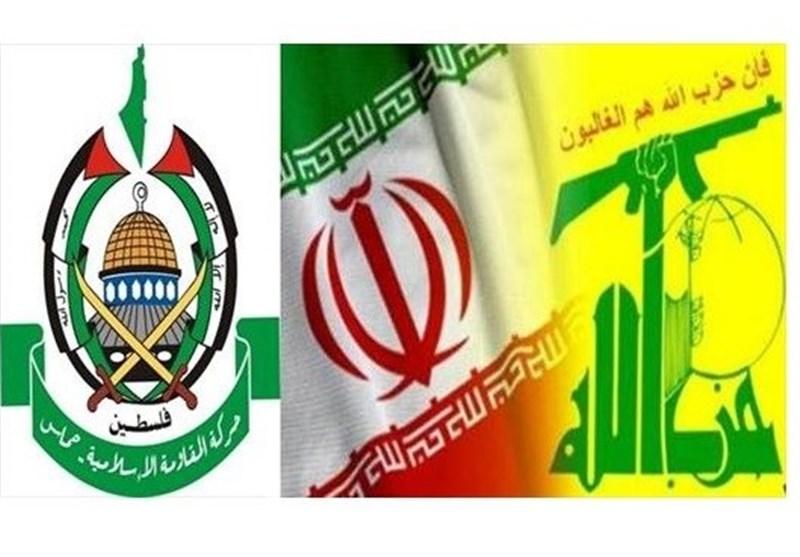 حزب الله ایران حماس