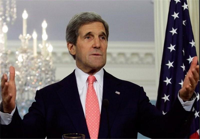جان کری: آزادی انتخابات ایران را قبول نداریم