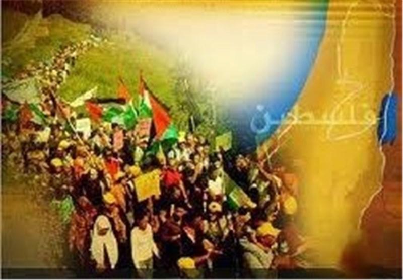 """فصائل المقاومة الفلسطینیة تدعو لتصعید المقاومة بذکرى """"النکسة"""""""