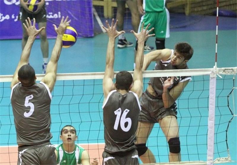 تیم والیبال جوانان ایران راهی ترکیه شد