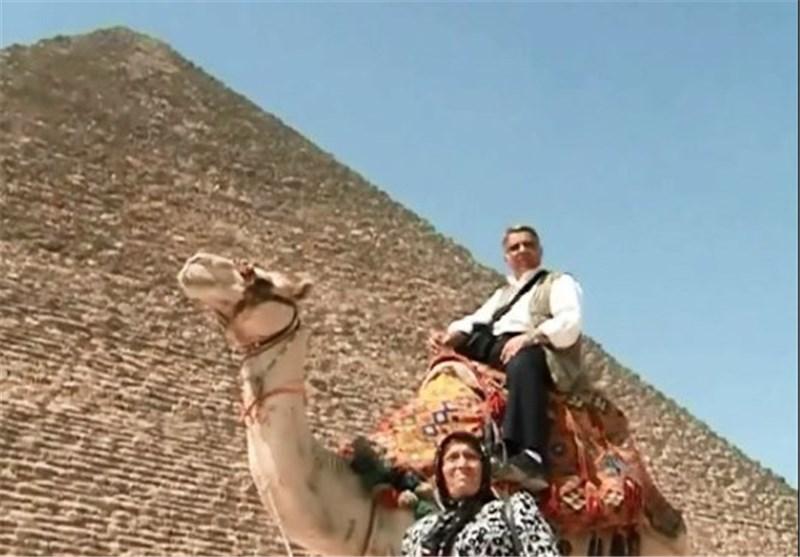 السياح الايرانيون في مصر