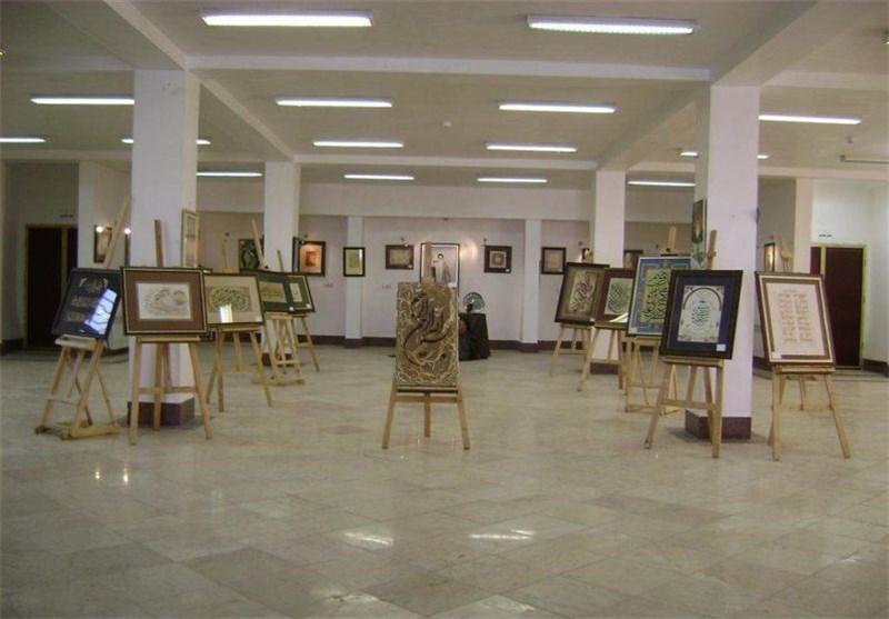 افتتاح هفتمین جشنواره خوشنویسی در مرودشت