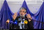 سخنرانی حداد عادل در مسجد انصار حسین