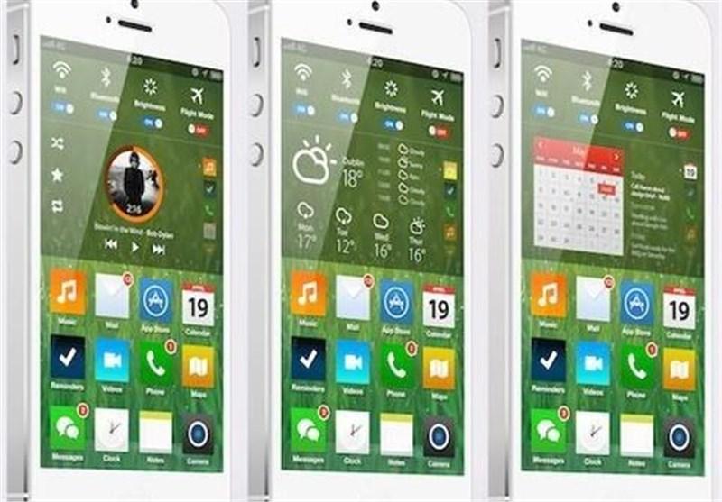"""أبل تستعد لإطلاق """"iOS 7"""" بواجهة جدیدة"""