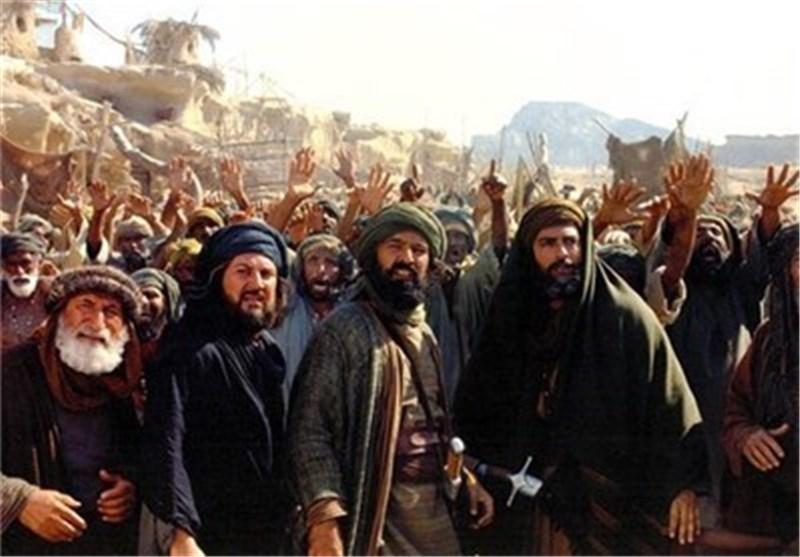 بدء تصویر المشاهد الاخیرة لفیلم النبی محمد (ص) داخل ایران