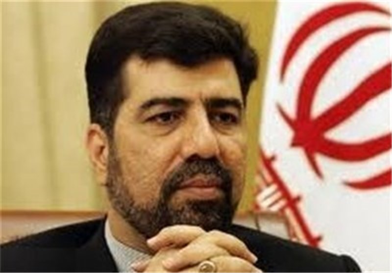 Iranian Envoy Underlines Political Solution to Syria Crisis