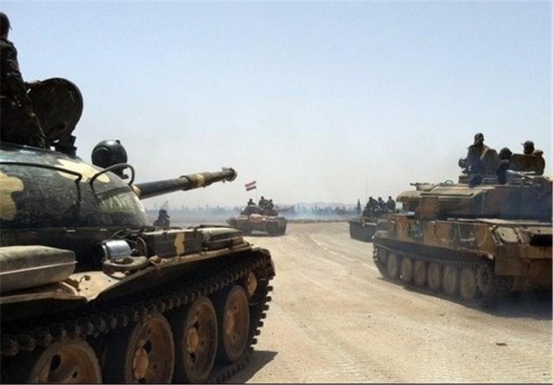 عاصفة الشمال عملية الجيش السوري لتحرير حلب