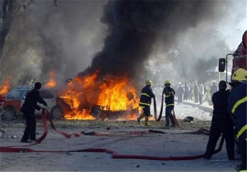 12 قتيلاً و أكثر من 48 جريخ في تفجير ثلاث سيارات مفخخة في ديالي العراقية
