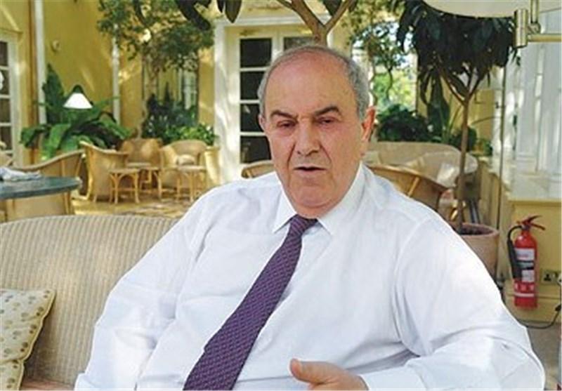 ایاد علاوی یقول أن لإیران نفوذاً قویاً ومؤثراً وهی صاحبة القرار السیاسی المهم فی العراق