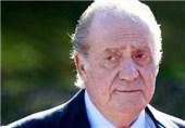پادشاه اسپانیا به پوتین تسلیت گفت