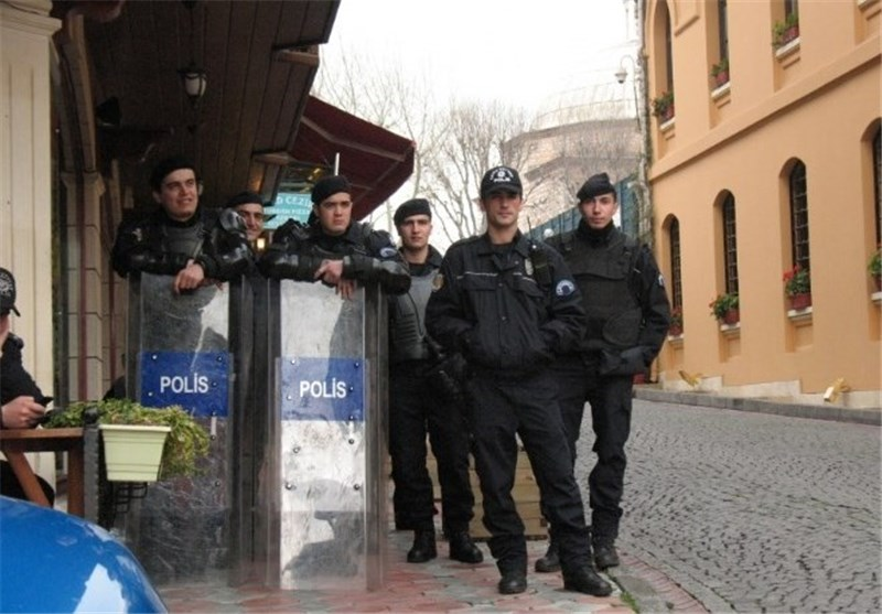 Turkish Government Fires Police Chiefs in 16 Provinces
