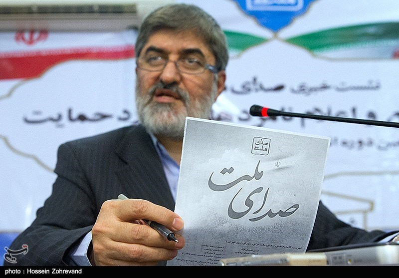 """لیست انتخاباتی """"صدای ملت"""" نهایی شد+ اسامی"""