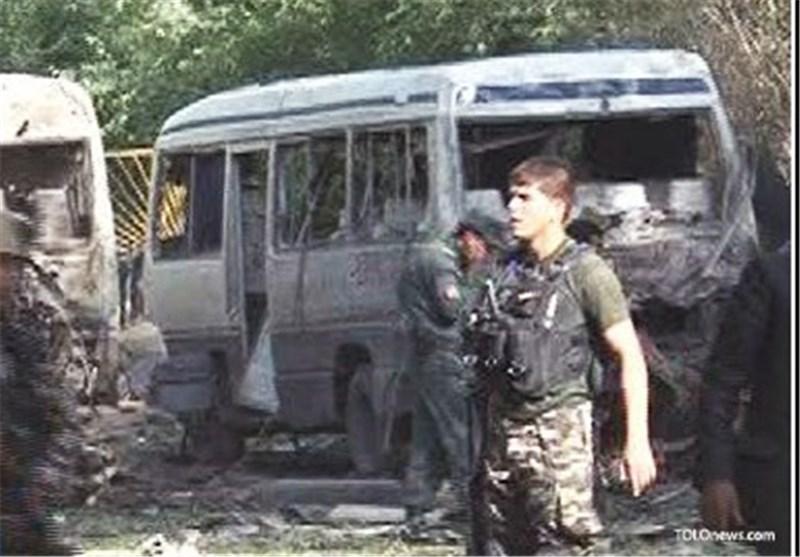 انفجار در افغانستان 45 کشته و زخمی بر جای گذاشت