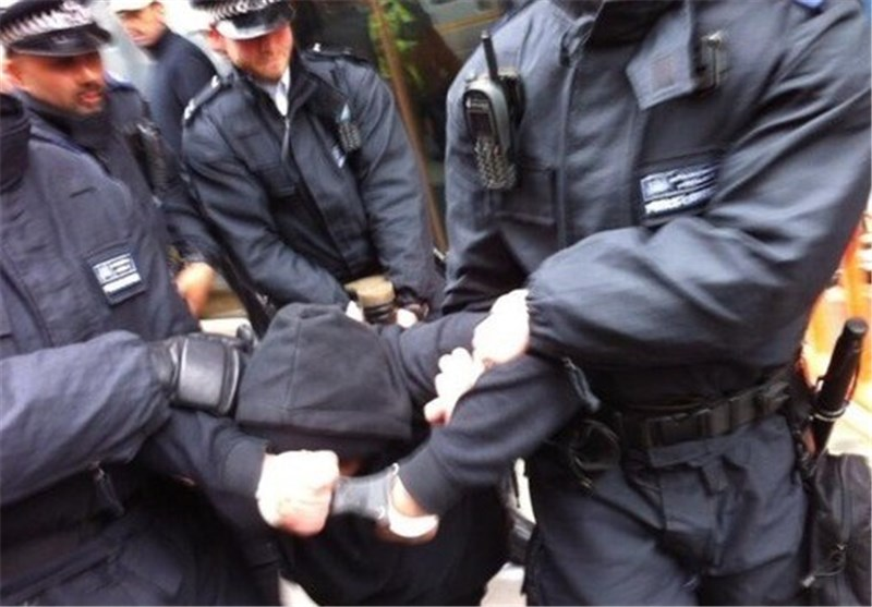 Police Attack Occupy London Protest