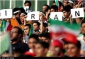 دیدار تیم های فوتبال ایران و لبنان در چارچوب مسابقات مقدماتی جام جهانی 2014 برزیل