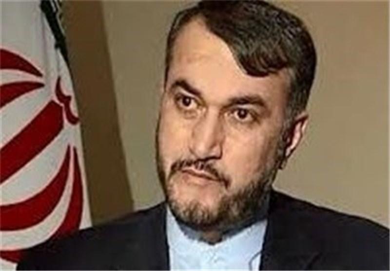 امیر عبداللهیان: لا صحة لمزاعم ارسال ایران سفینة محملة بالسلاح الى غزة