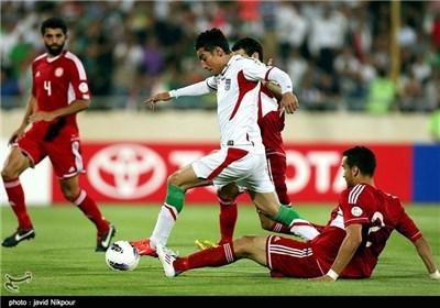 تیم فوتبال ایران در نیمه نخست دیدار مقابل لبنان با یک گل پیروز شد.