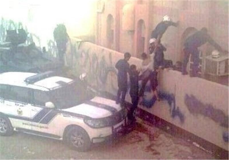 النظام الخلیفی یعتقل 7 بحرینیین و یداهم 5 منازل وسط احتجاجات واسعة فی 41 منطقة